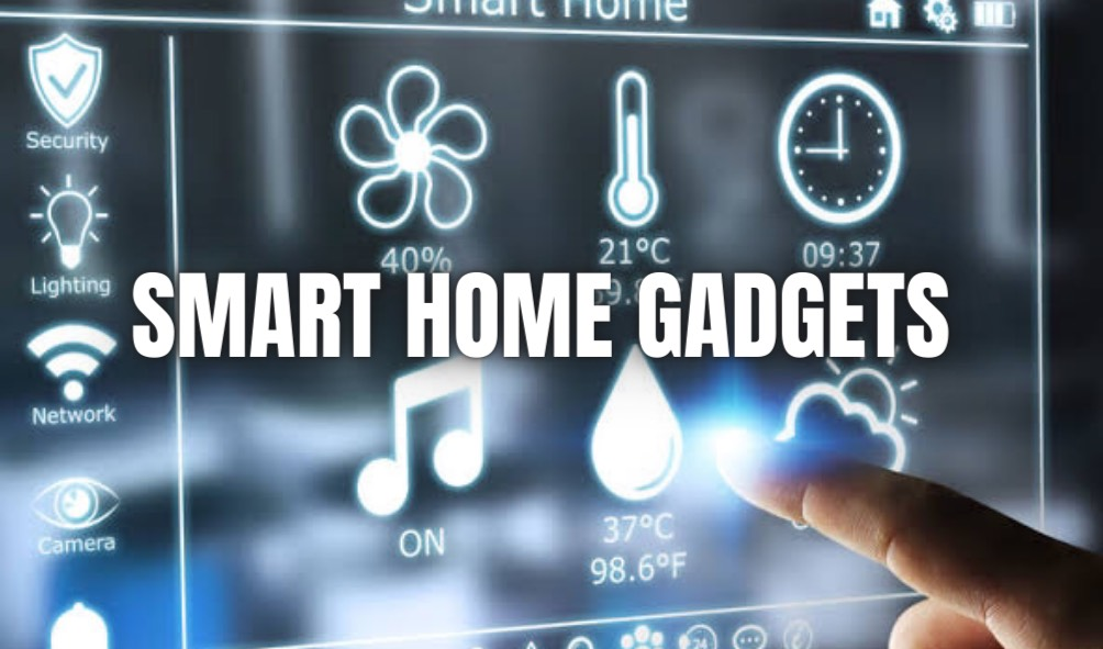 "alt=""Smart Home Gadgets"""